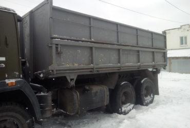 Доставка грузов — услуги а\м КАМАЗ 55102, Самара