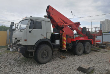 Услуги автовышки 28 метров, Самара