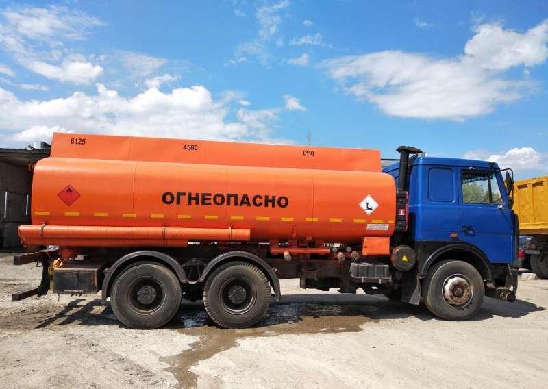 Услуги топливозаправщика, Самара