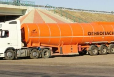 Аренда бензовоза-топливозаправщика, Самара