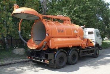 Ассенизатор ГАЗ, Самара