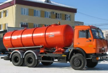 Ассенизатор, вакуумная машина, откачка ям — Самарская область, Волжский