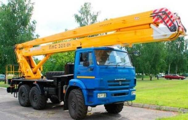 Автовышка (АГП) 32 метра Hyundai, собственник, Самара