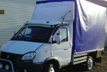 Перевозка — доставка мебели и вещей, Газели 14 и 18 м3 — Москва и область