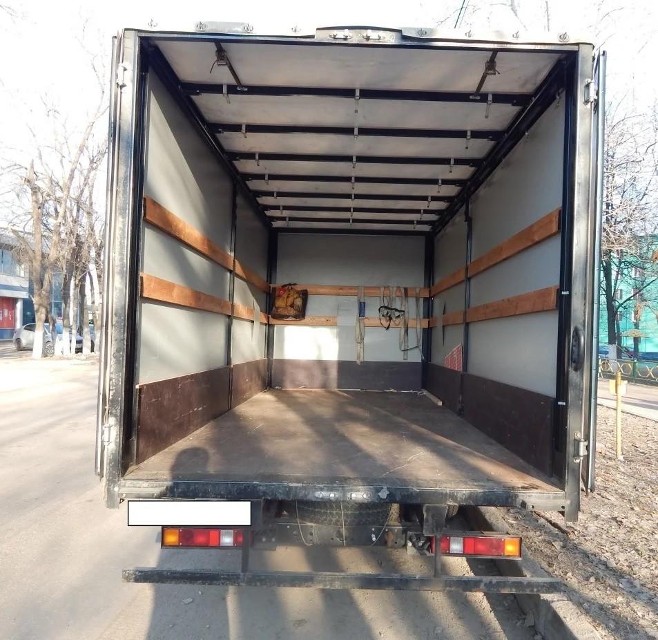 Услуги газели 4 м (перевозка грузов) — Москва  и Московская область