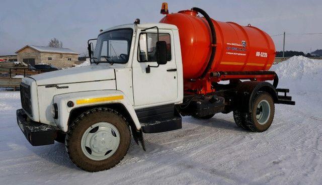 Услуги илососов и ассенизаторов, доставка тех воды — Москва и Московская область