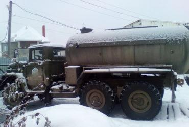 Откачка канализации, луж, подвалов — Москва и Московская область