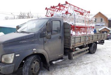 Грузоперевозки — бычок, газель, ГАЗ-Валдай борт 6 м — Москва и Московская область
