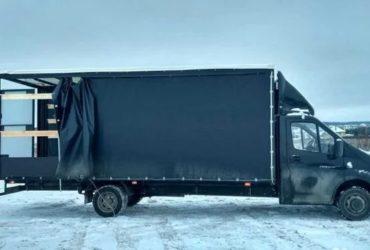 Газель NEXT 6 метров в аренду, Москва и Московская область