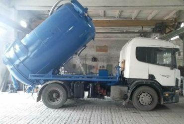 Очистка канализации, услуги илососа — Москва и Московская область