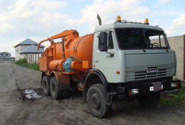 Илосос, откачка канализации, автомойки, выгребных ям — Москва и Московская область