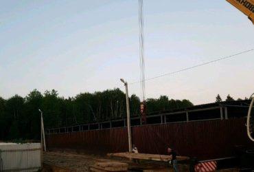 Аренда автокрана 25 тонн 32 метра — Московская область, Клин