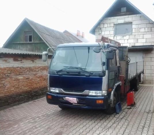 Услуги манипулятора, кран-эвакуатор в аренду — Подольск, Москва и Московская область