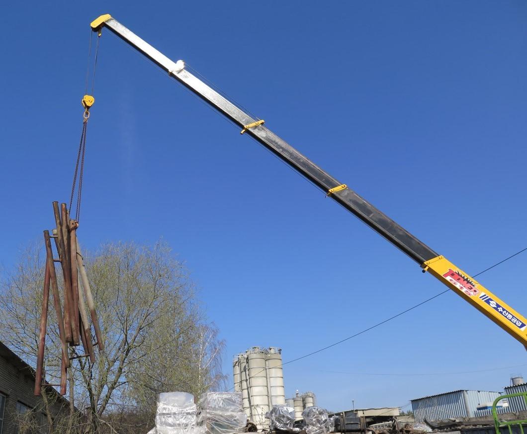 Услуги автокрана 25 тонн, стрела 28 м (аренда) — Москва и Московская область