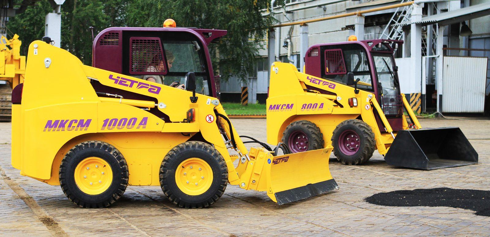 Услуги мини-погрузчика Hyundai HSL650, Москва и Московская область