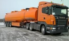 Перевозка топлива на личных бензовозах, Москва и Московская область