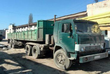 Аренда длинномера (перевозка длинномером), Москва и Московская область