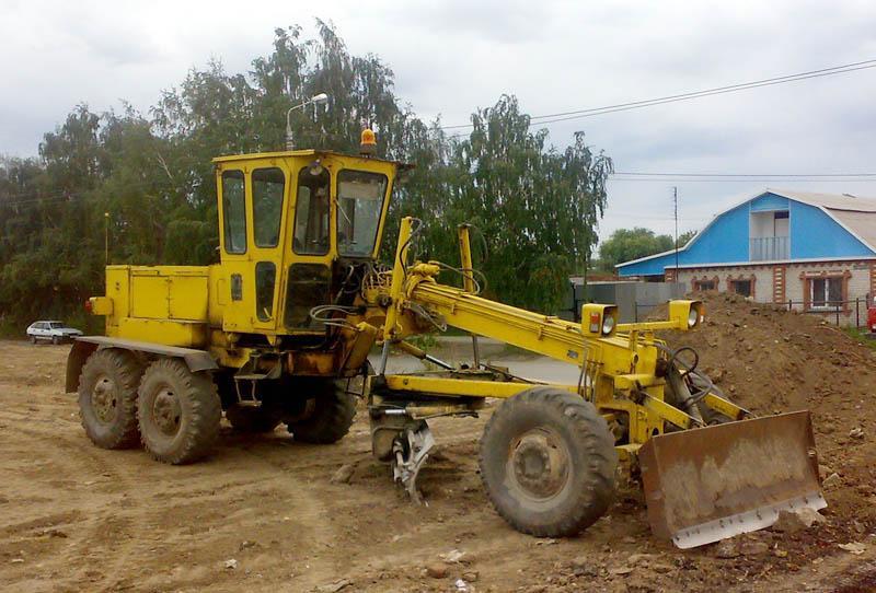 Аренда грейдера 13-20 тонн, Москва и МО