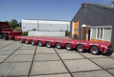 Аренда трала, перевозка негабаритных грузов — Москва и МО