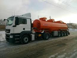 Перевозка дизельного топлива, керосинов, печного — Москва и Московская область