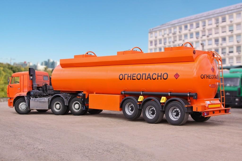 Дизельное топливо, бензовоз — Москва и Московская область