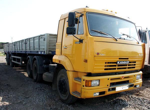 Грузоперевозки, длинномер открытый, г/п 20 тонн — Москва и Московская область