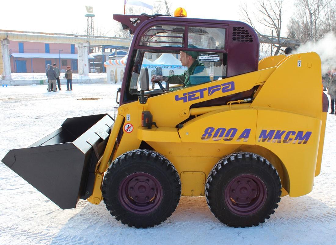 Аренда минипогрузчика, Москва и Московская область