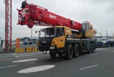 Автокран 50 тонн, Томская область