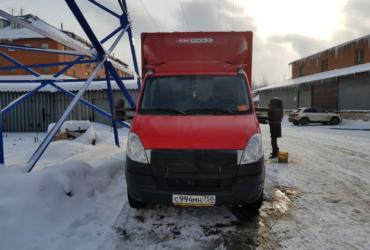 Сдается в аренду автомобиль IVECO DAILY, Москва и Московская область