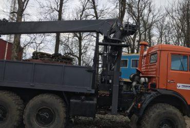 Сдается в аренду вездеход-манипулятор, Краснодарский край