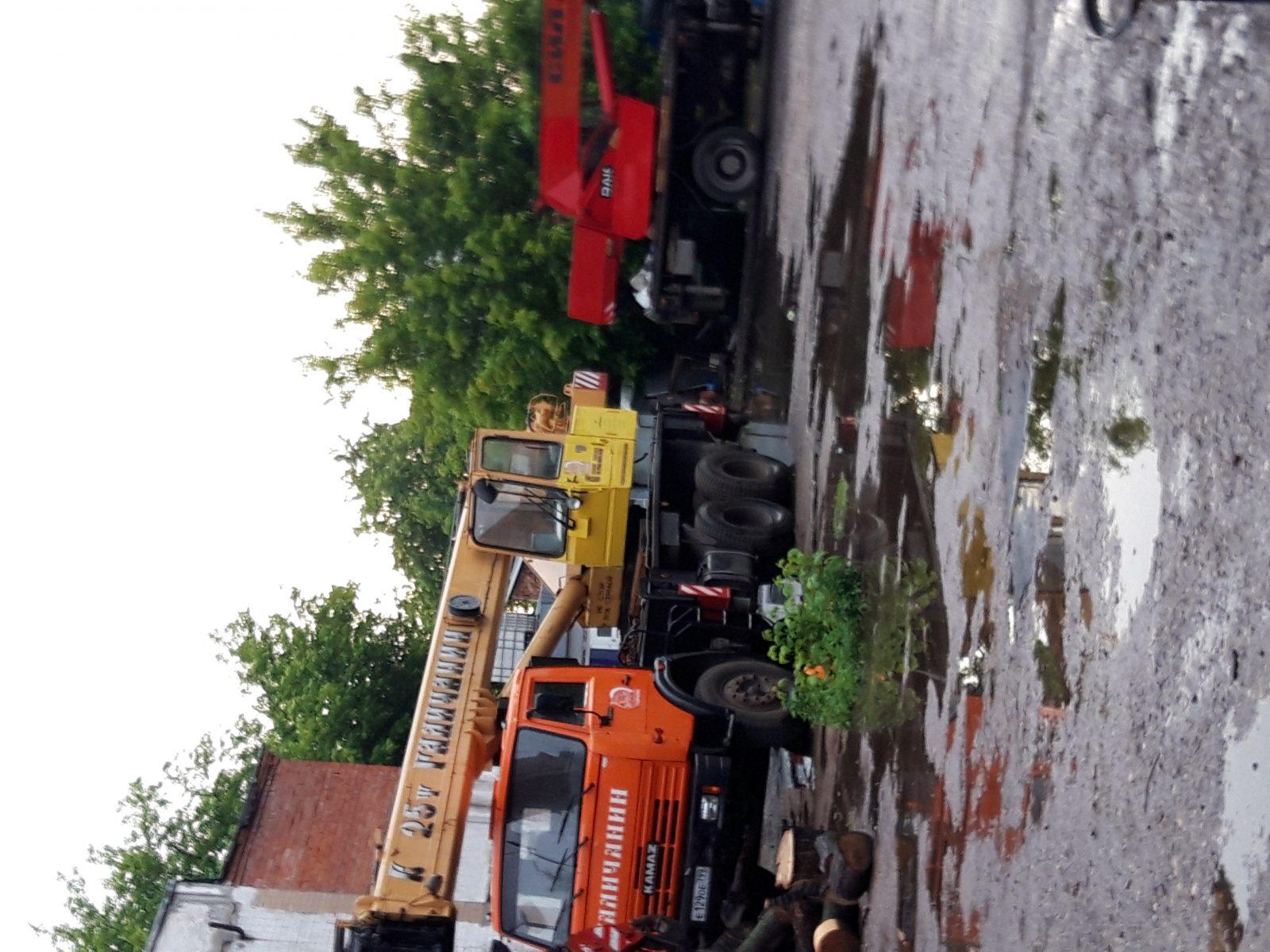 Аренда автокранов от 25 до 50 тонн, Москва и Московская область